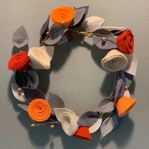 Target | Fall Wreath or Centerpiece - Felt - 16""